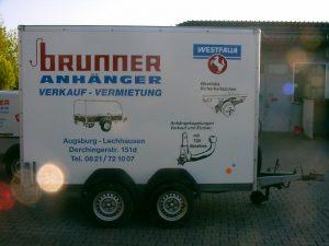 tandem-kofferanhaenger