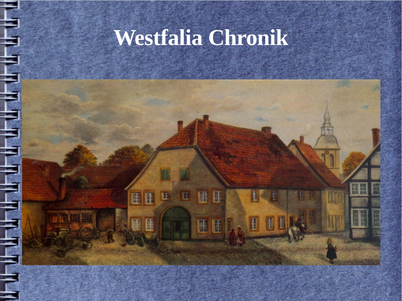 westfalia chronik bild